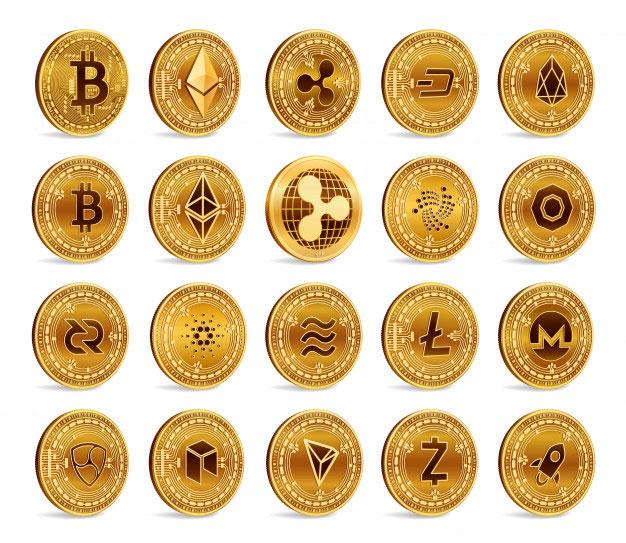 qué son las criptomonedas diferentes
